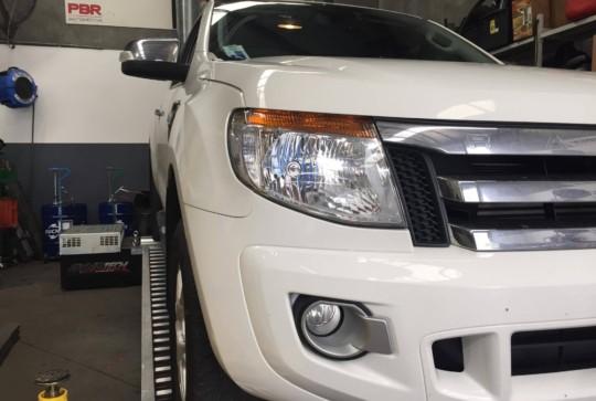 Ford Ranger – Remap