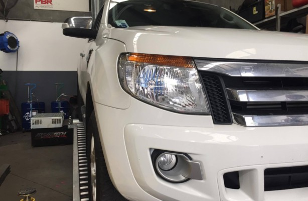 Ford Ranger – Remap
